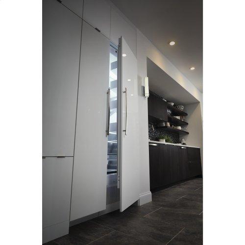 "Monogram 30"" Integrated Column Refrigerator"