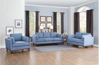 Bedos Sofa Blue