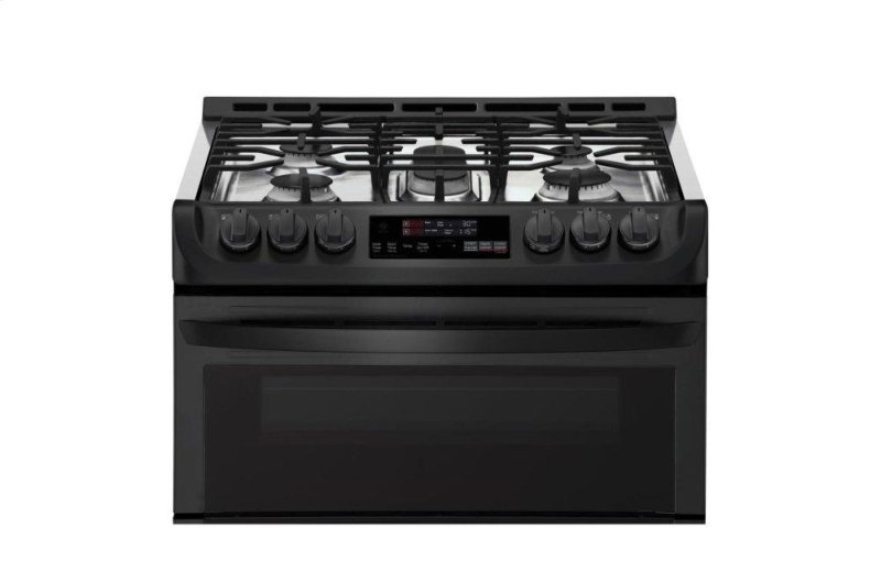 Smart Wi Fi Enabled Gas Double Oven Slide In
