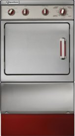 Dryer Front Control -