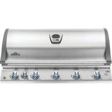 Built-in LEX 730 RBI with Infrared Bottom and Rear Burners , Stainless Steel , Natural Gas