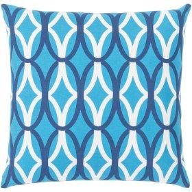 "Miranda MRA-013 22"" x 22"" Pillow Shell with Down Insert"