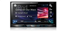 "DVD Receiver with 7"" Motorized Display, Bluetooth®, Siri® Eyes Free, SiriusXM-Ready™, Spotify®, and AppRadio One™"