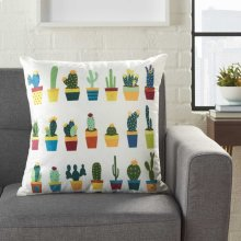 """Trendy, Hip, New-age L9034 Multicolor 18"""" X 18"""" Throw Pillows"""