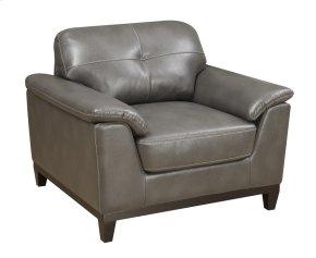 Chair Grey Pu