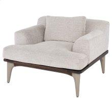 Salk Occasional Chair  Shroom