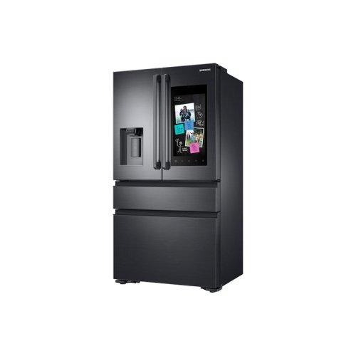 22 cu. ft. Capacity Counter Depth 4-Door French Door Refrigerator with Family Hub