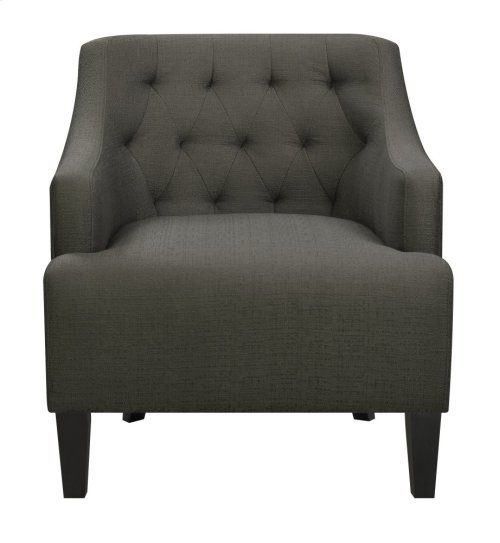 Emerald Home Maxi Accent Chair-charcoal U3213-05-03