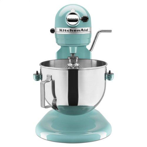Professional HD Series 5 Quart Bowl-Lift Stand Mixer - Aqua Sky