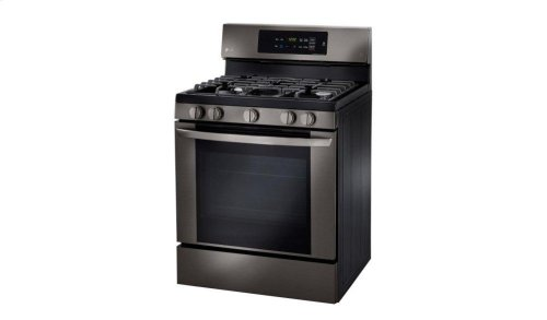 5.4 cu. ft. Gas Single Oven Range with EasyClean®