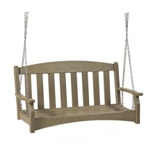 Skyline Swinging Porch Bench