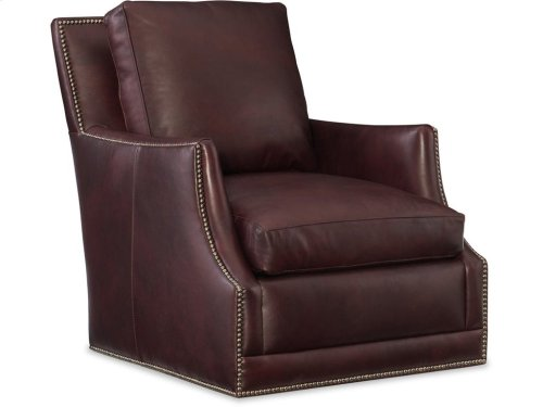 Carrie Swivel Chair 8-Way Tie