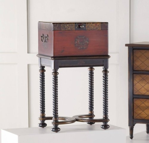Dynasty Box on Stand