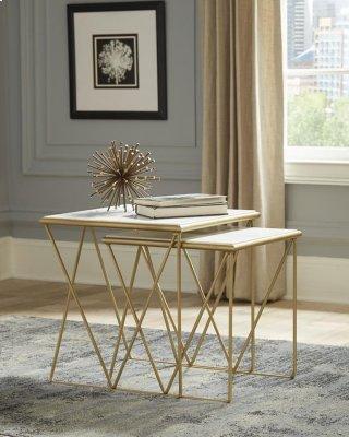 Adrian 2 Piece Nesting Table