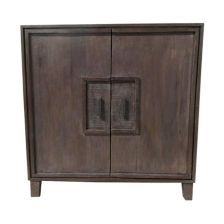 Crestview Collections Bengal Manor Frame Detail Cabinet