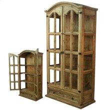 Honey Bookcase/Curio