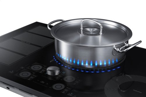 NZ36K7880UG Induction with Virtual Flame Technology , 10.8 kW