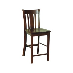 JOHN THOMAS FURNITURESan Remo Stool in Espresso