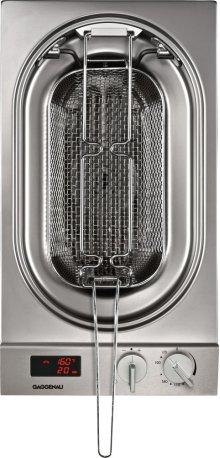 Vario Deep Fryer 200 Series Stainless Steel Control Panel Width 12 ''