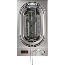 200 series Vario 200 series electric deep fryer Stainless steel control panel Width 12 ''