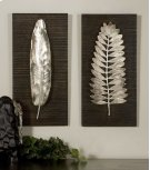 Silver Leaves, S/2 Product Image