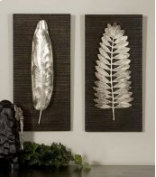 Silver Leaves, S/2