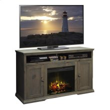 "Greyson 59"" Fireplace Console"