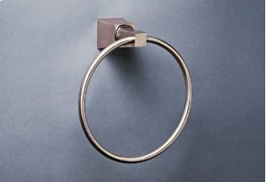 Weathered-Brass-Living Single Robe Hook Product Image