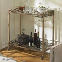 Nicoline Serving Cart