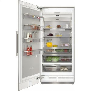 MieleK 2911 SF MasterCool refrigerator For high-end design and technology on a large scale.