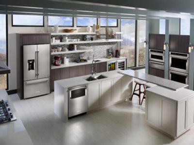 Kitchenaid Kvwb606dss