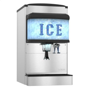"HoshizakiDM-4420N, 22"" W Countertop Ice and Water Dispenser"