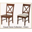 X Back Side Chair Product Image