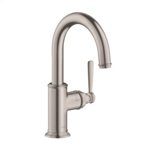 Steel Optic Bar Faucet, 1.5 GPM Product Image
