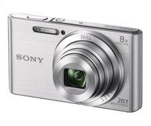 Silver Cyber-shot Digital Camera W830