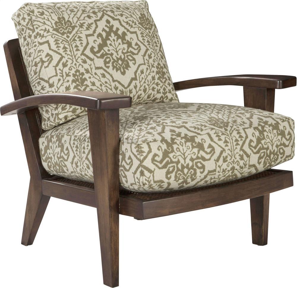 Ordinaire ED Ellen DeGeneres Hillcrest Cane Back Chair (Fabric)