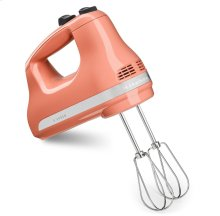 5-Speed Ultra Power Hand Mixer - Bird of Paradise