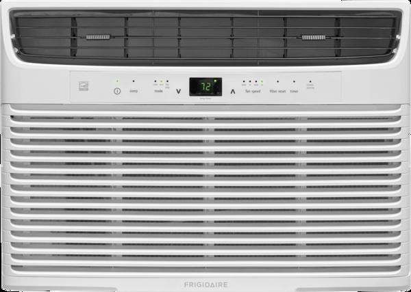 Frigidaire 10,000 BTU Window-Mounted Room Air Conditioner  WHITE