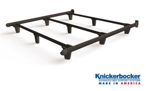 Brown King EmBrace™ Bed Frame