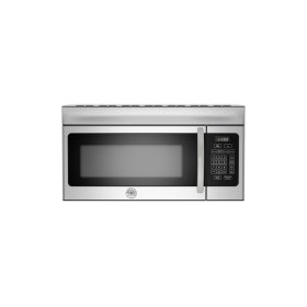 30 Over The Range Convection Microwave 300 CFM Stainless
