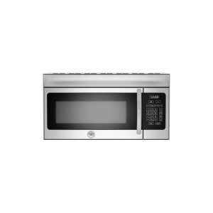 Bertazzoni30 Over The Range Convection Microwave 300 CFM Stainless