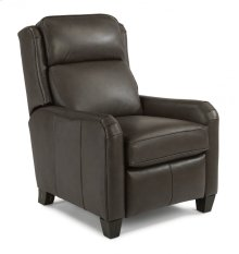 Poet Leather Power High-Leg Recliner