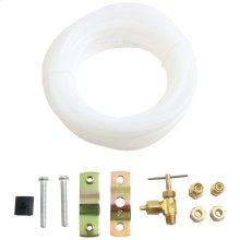 Ice Maker Hookup Kit with Plastic Tubing