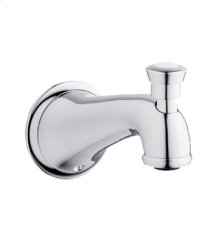 Starlight® Chrome Wall Mounted Diverter Tub Spout