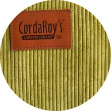 Full Cover - Corduroy - Lime