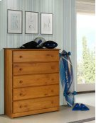 Tucson Five Drawer Chest Product Image