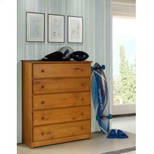 Tucson Five Drawer Chest