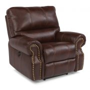 Carlton Fabric Power Recliner Product Image
