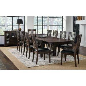 A AmericaTrestle Table