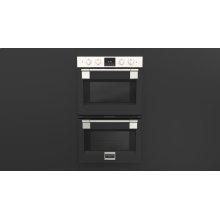 """30"""" Pro Double Oven - Matte Black"""